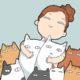 породы кошек для семей с детьми